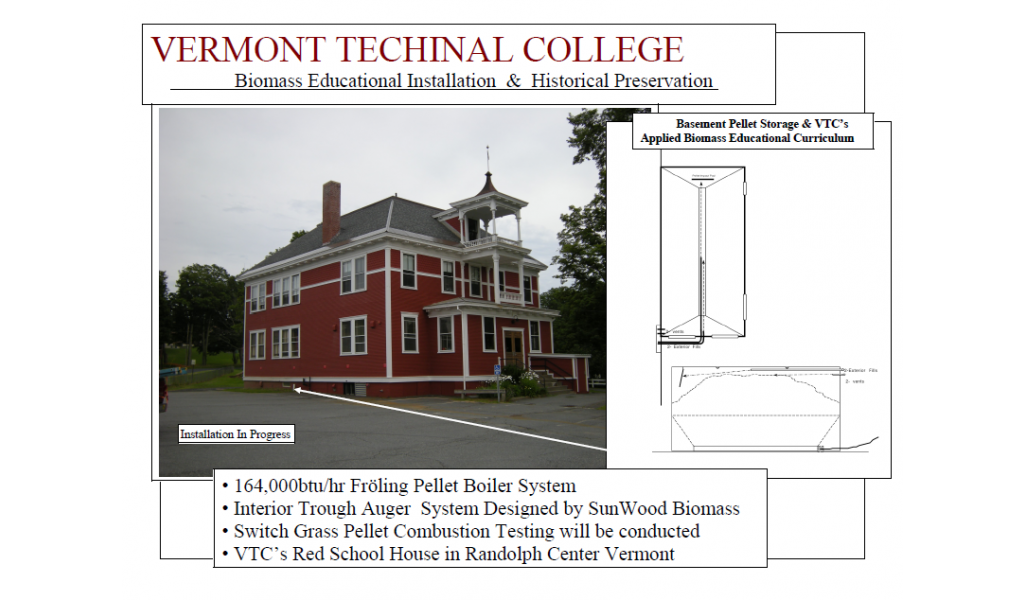 Vermont Technical College,